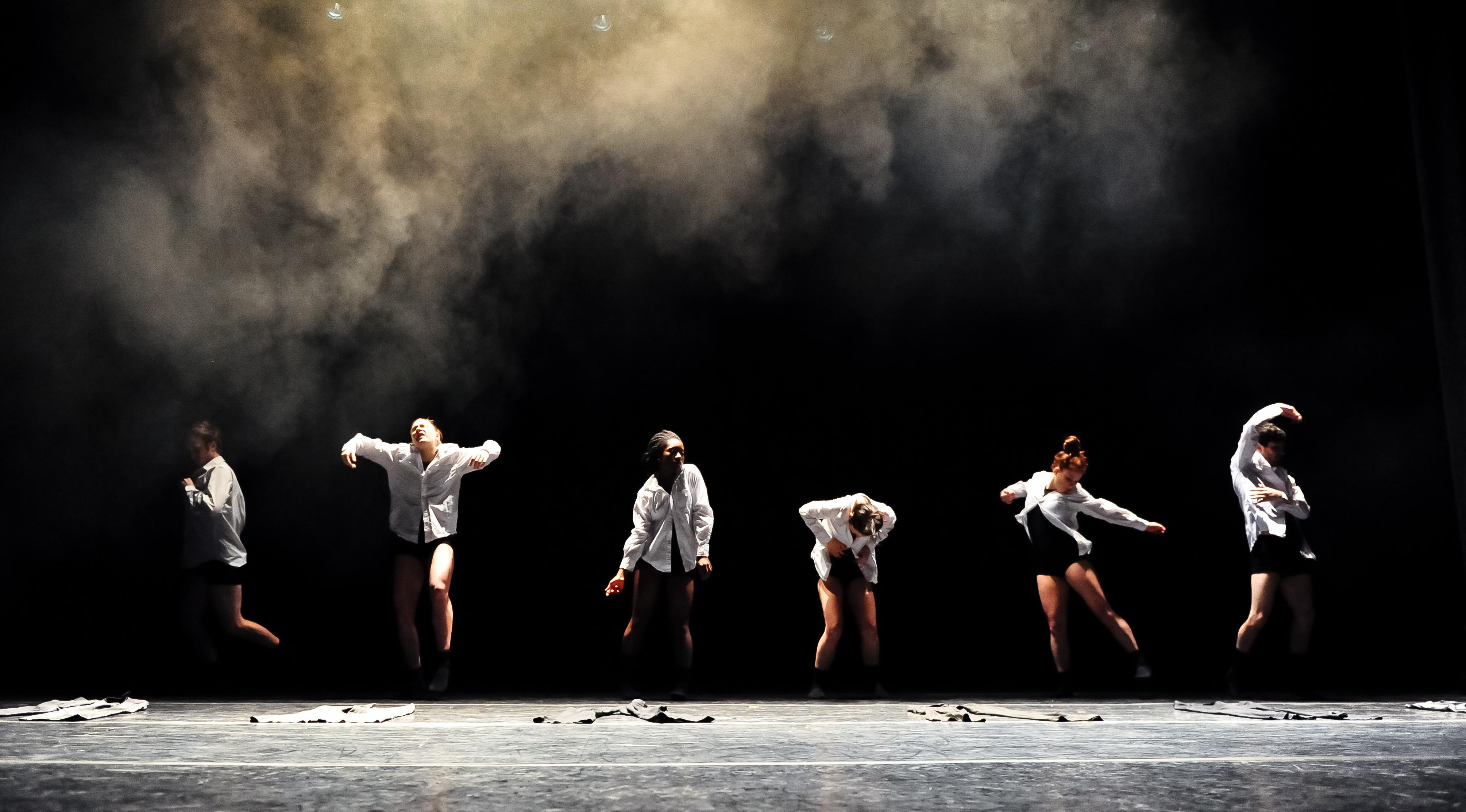 LA Contemporary Dance Company Mission Federal ArtWalk - Contemporary dance
